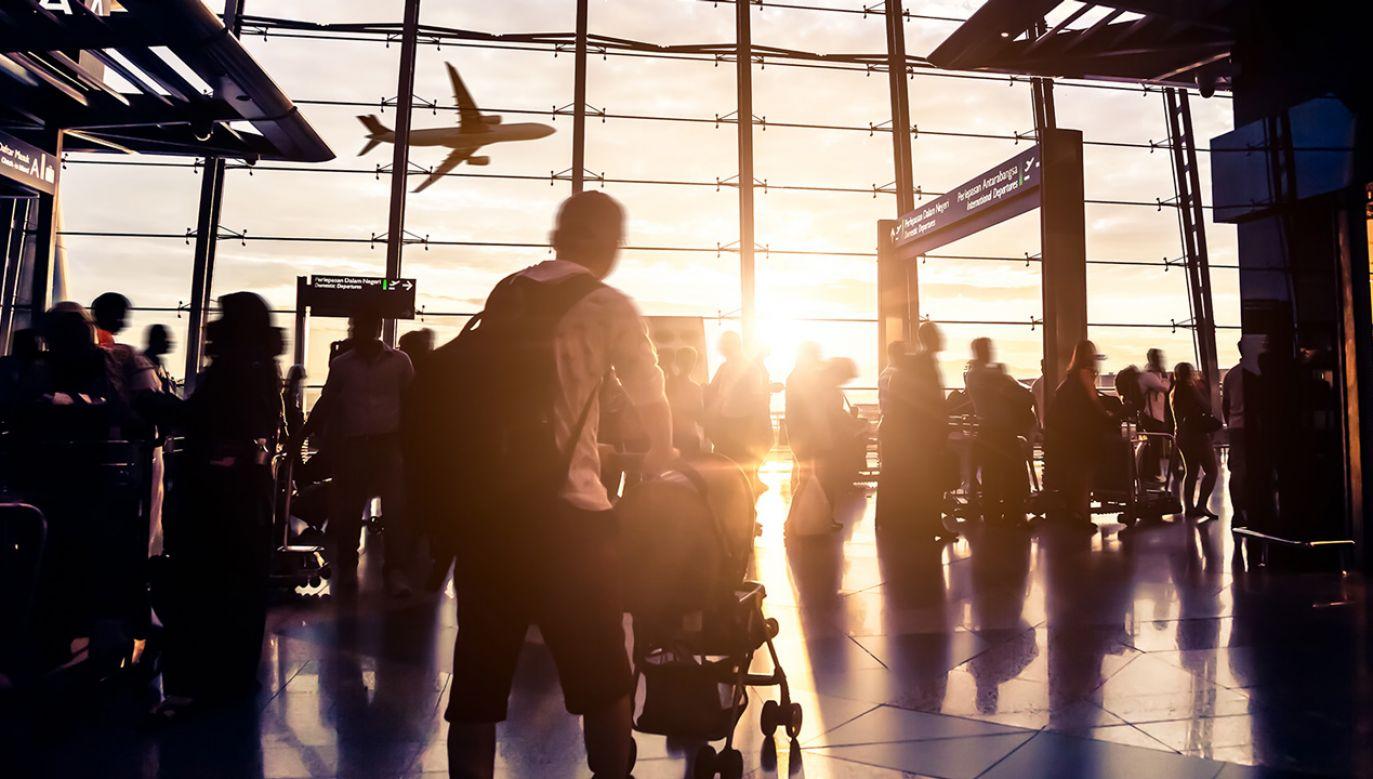 Największą liczbę pasażerów lotniczych odnotowano w Wielkiej Brytanii (fot. Shutterstock/06photo)