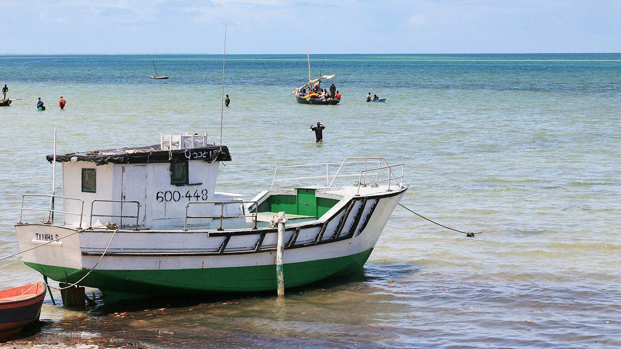 Tysiące migrantów zginęło podczas prób dostania się ze Związku Komorów na Majottę (fot. Shutterstock)