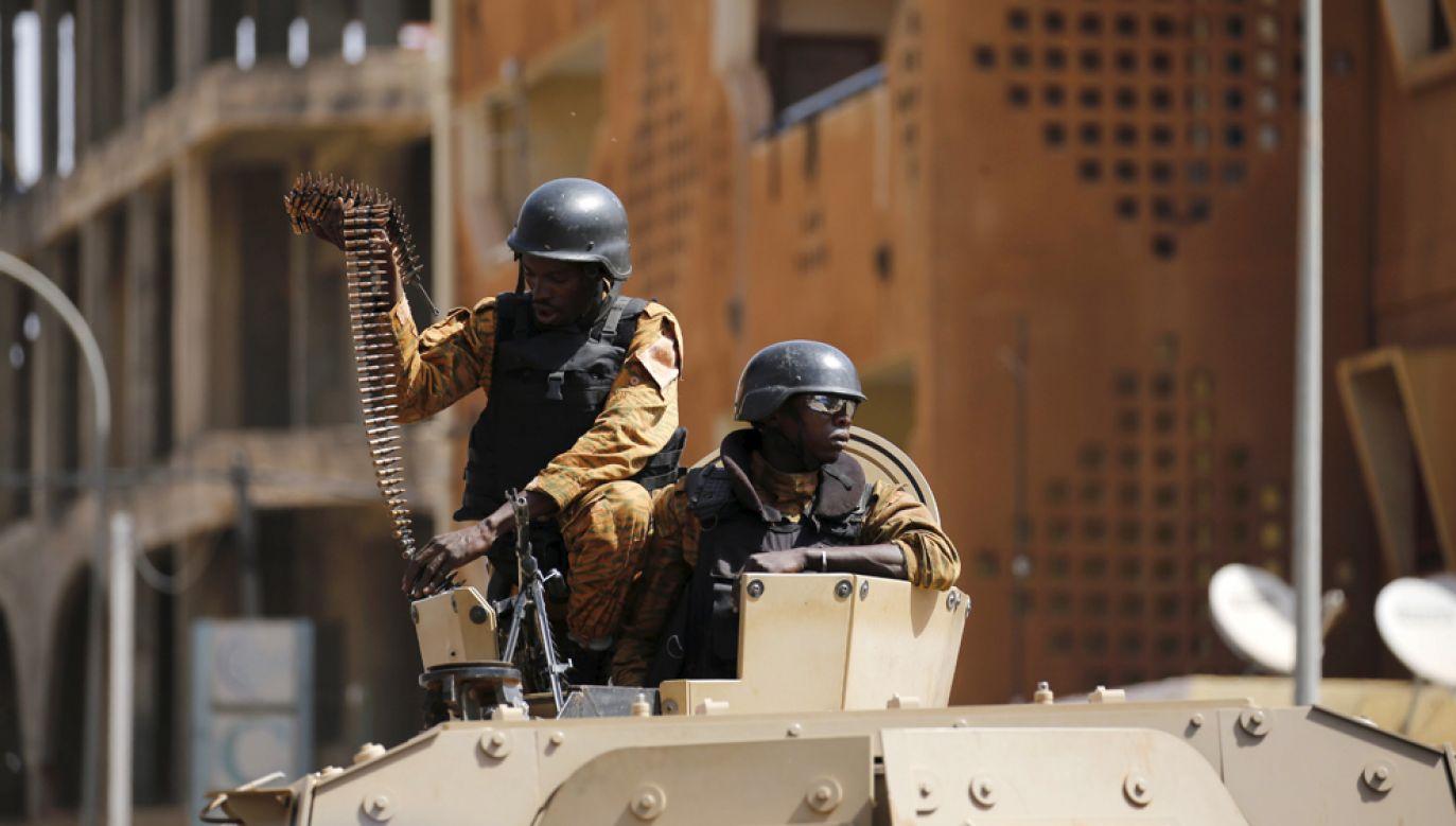 W rejonie miasta Gorom-Gorom będącego stolicą prowincji Oudalan pojawiły się dodatkowe siły wojskowe(ZDJĘCIE ILUSTRACYJNE) (fot. REUTERS/Joe Penney)