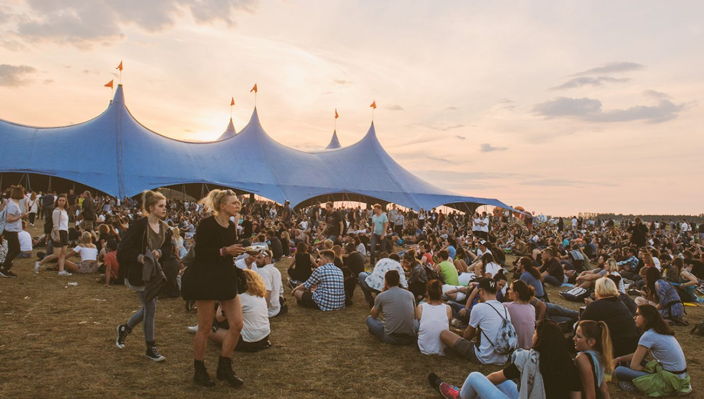 Open'er Festival w Gdyni przełożony na 2022 r. (fot. Gaelle Beri/Redferns)