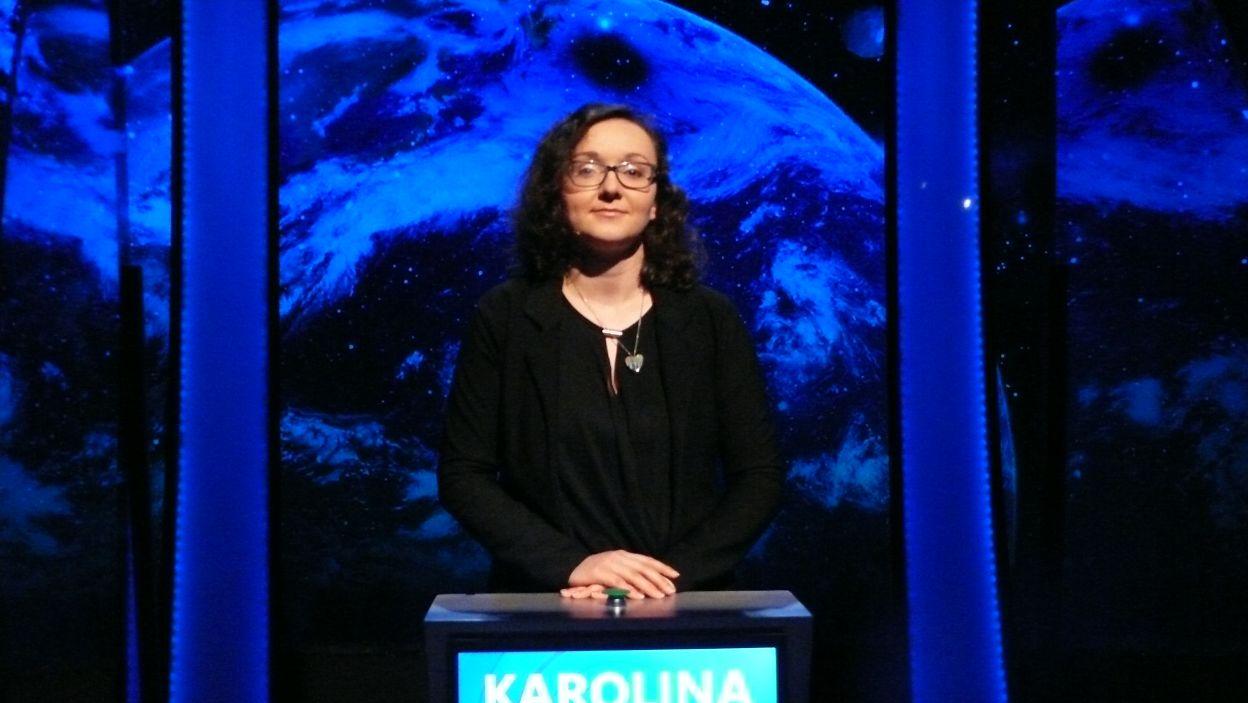 Pani Karolina Leśniak wygrała 5 odcinek 120 edycji