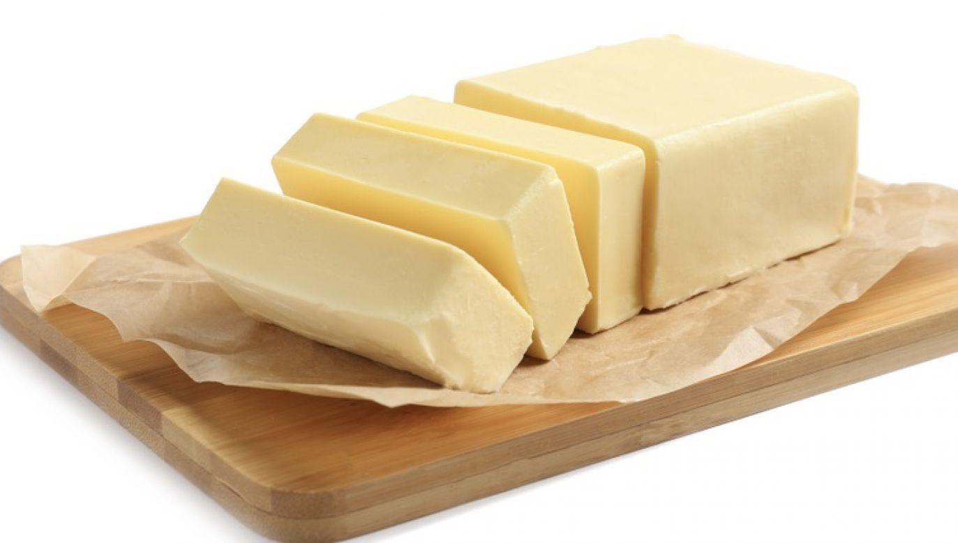 Masło zostało wyprodukowane w zakładach w Łukowie w woj. lubelskim  (fot. Shutterstock/New Africa)
