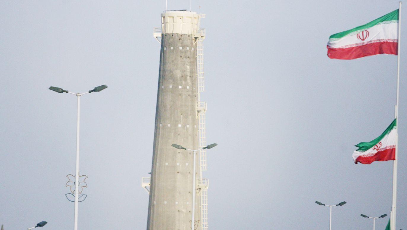 Izraelskie władze dotychczas nie skomentowały incydentu w Iranie (fot. Majid Saeedi/Getty Images)