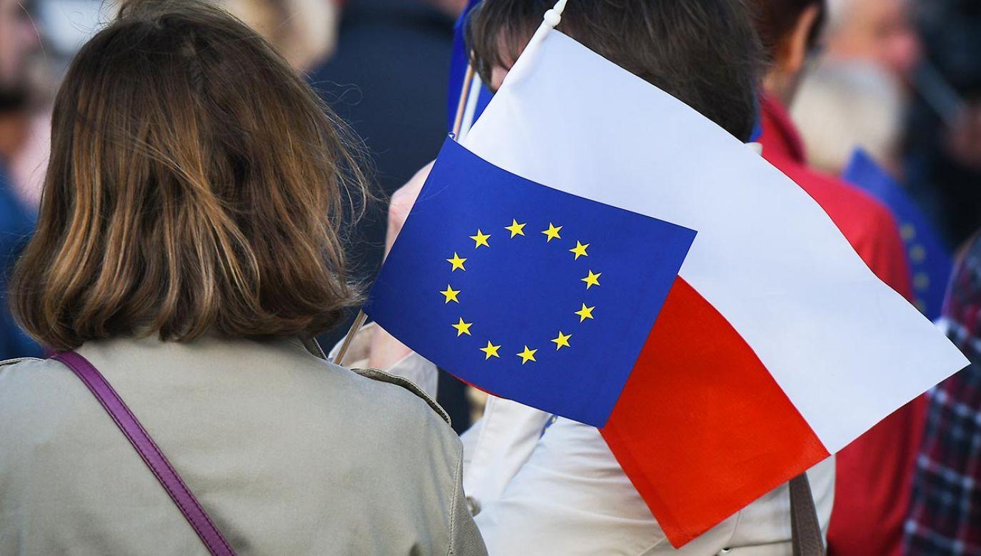 Polska awansowała o 11 miejsc (fot. Artur Widak/NurPhoto via Getty Images)