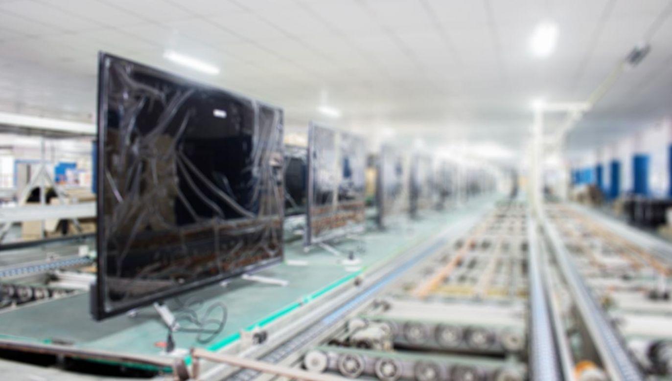 Produkcja urządzeń AGD w Polsce (fot. Shutterstock)