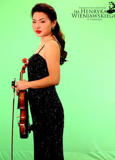 Zufina Bekmoldinova