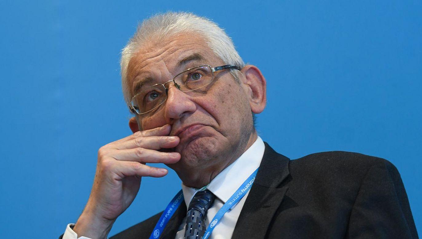 Były polityk apeluje do opozycji o zdrowy rozsądek (fot. Artur Widak/NurPhoto via Getty Images)