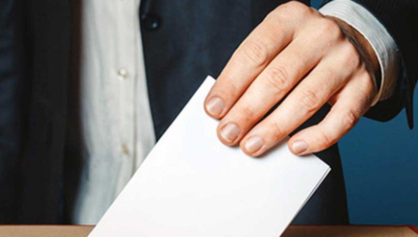 Chętni będą mogli zagłosować korespondencyjnie (fot. Gov.pl)