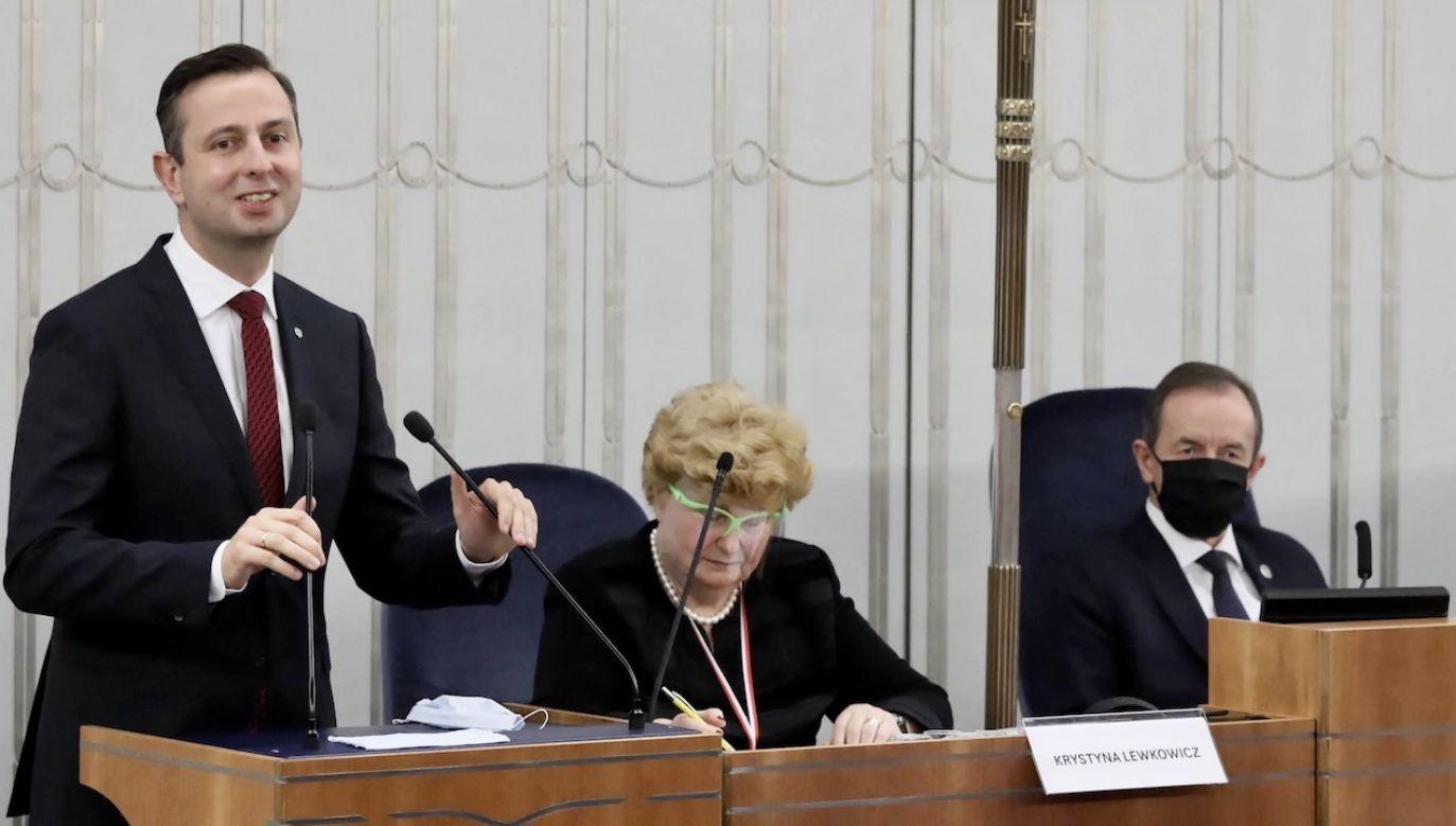 PSL chce zmian w konstytucji (fot. arch.PAP/Tomasz Gzell)