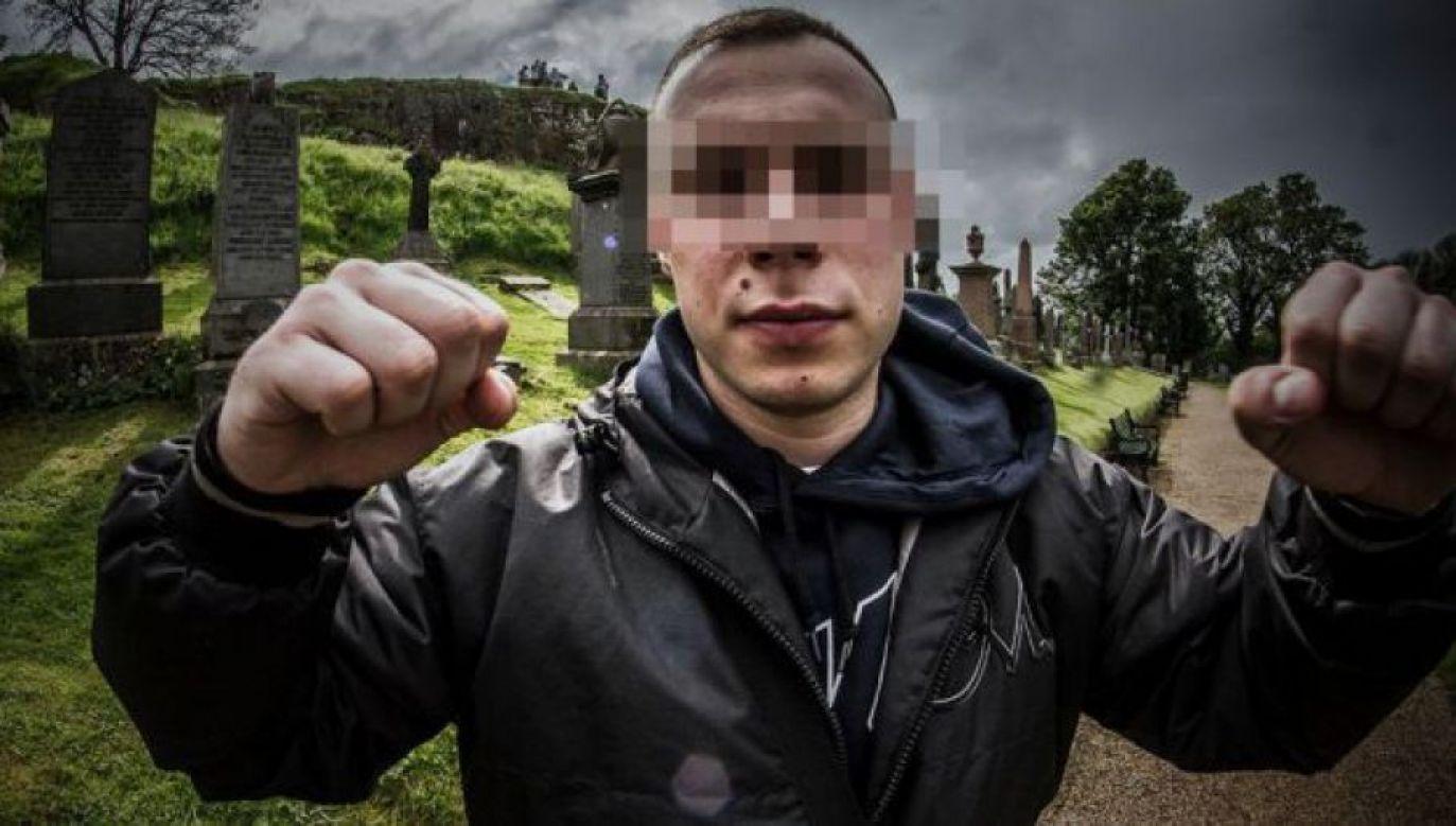 Raper cały czas twierdzi, że jest niewinny (fot. facebook)