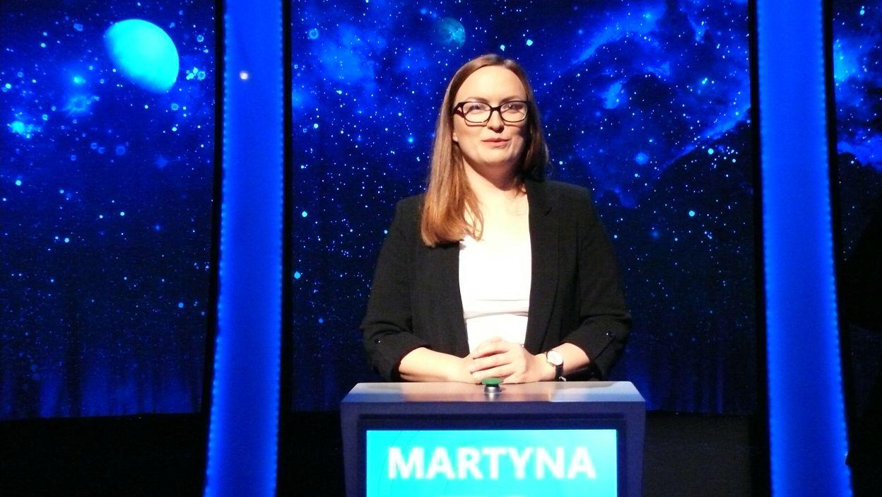 Martyna Wontorska - zwyciężczyni 20 odcinka 115 edycji