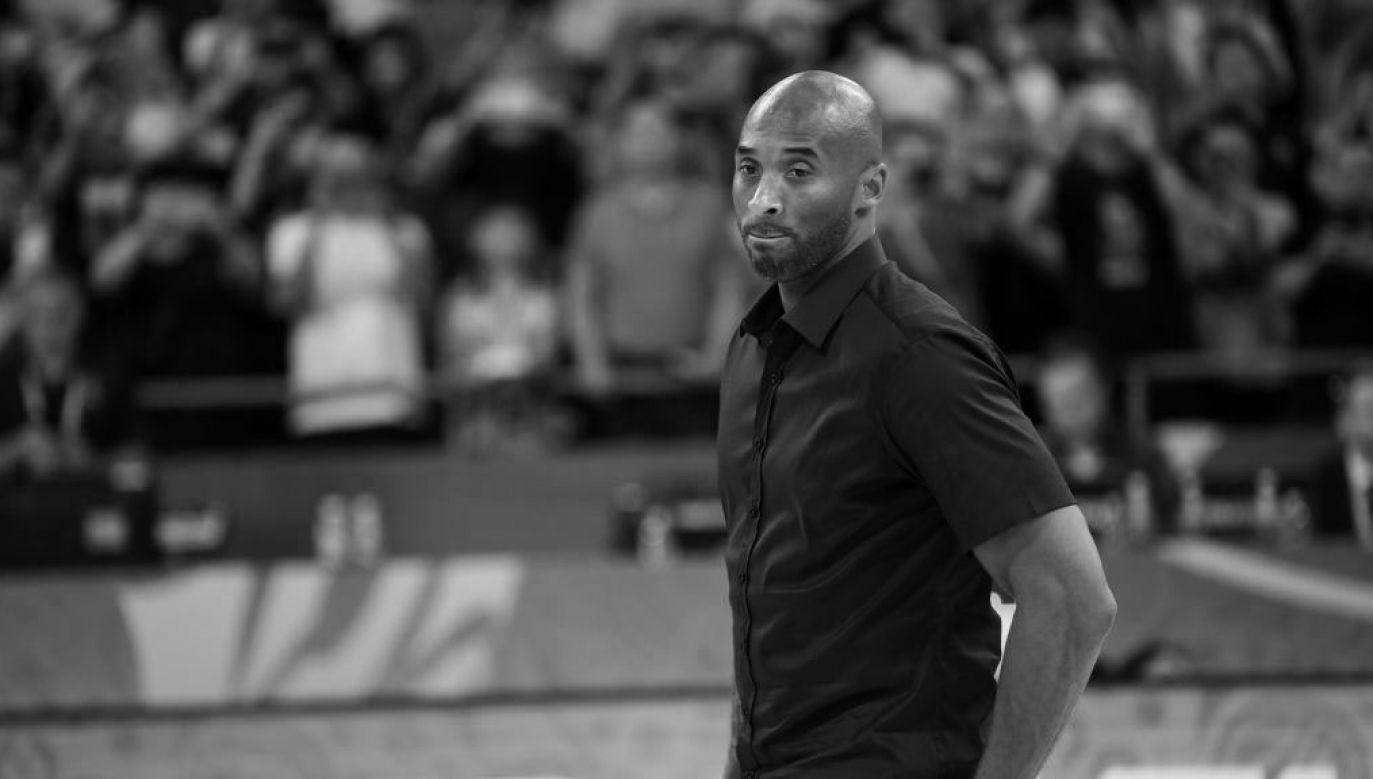 Kobe Bryant miał 41 lat (fot. Yanshan Zhang/Getty Images)