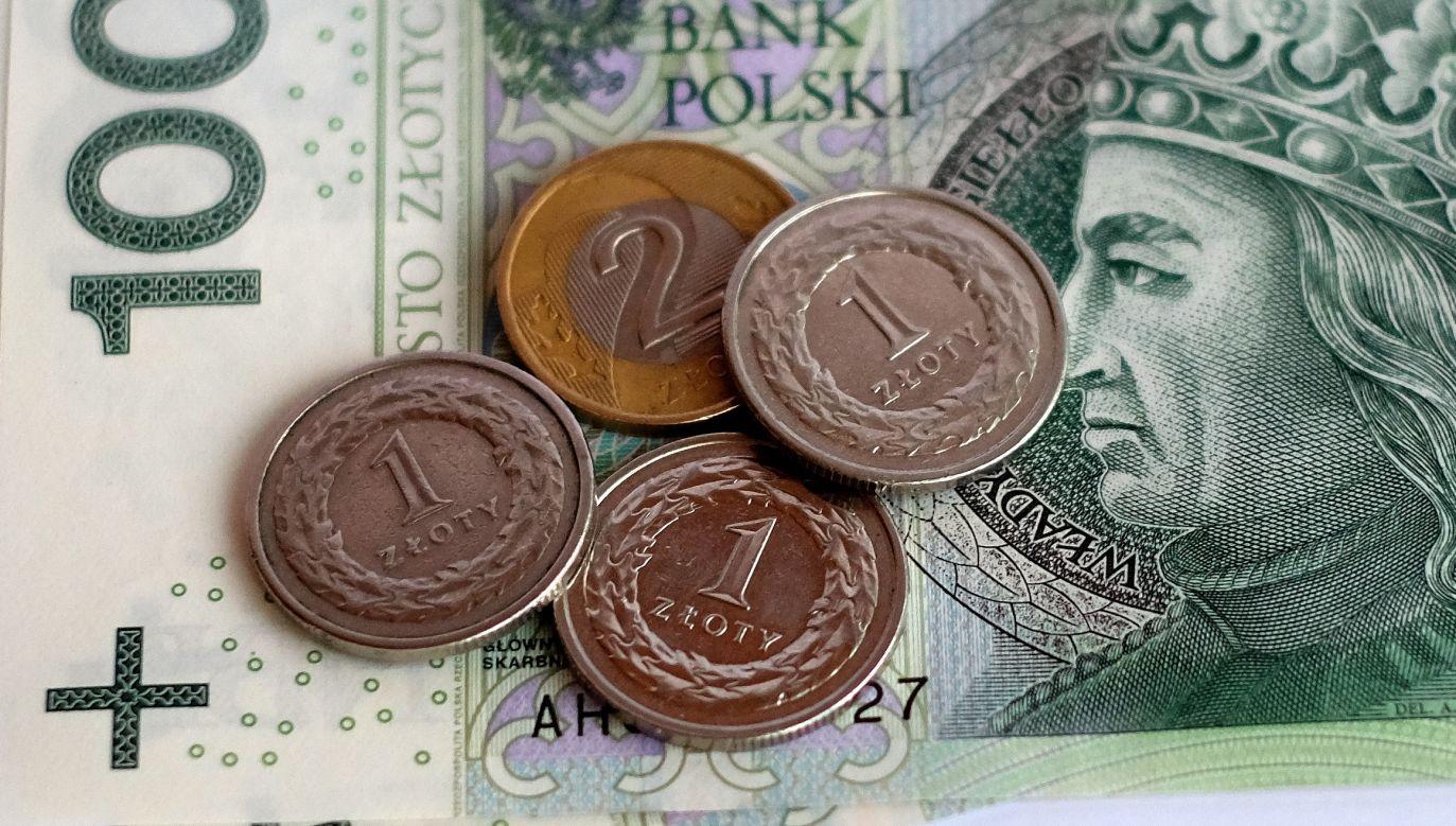Polish notes and coins. Photo: PAP/Darek Delmanowicz