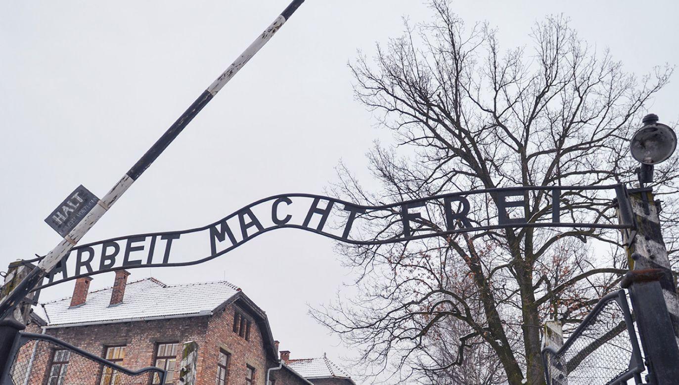 Do Auschwitz pierwsi Cyganie trafili 9 lipca 1941 r. (fot. Artur Widak/NurPhoto via Getty Images)