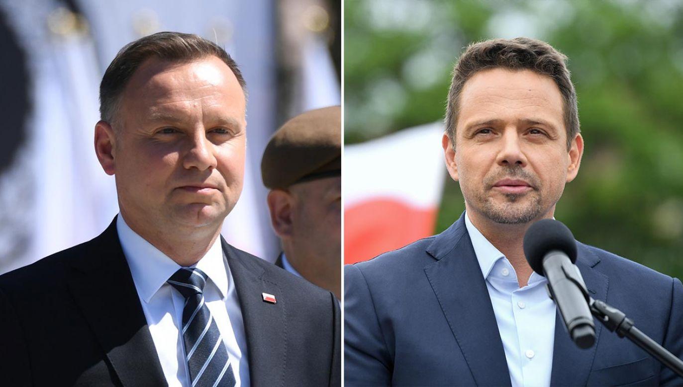 Już za tydzień będzie wiadomo, kto będzie głową państwa na następne pięć lat (fot. PAP/Darek Delmanowicz)
