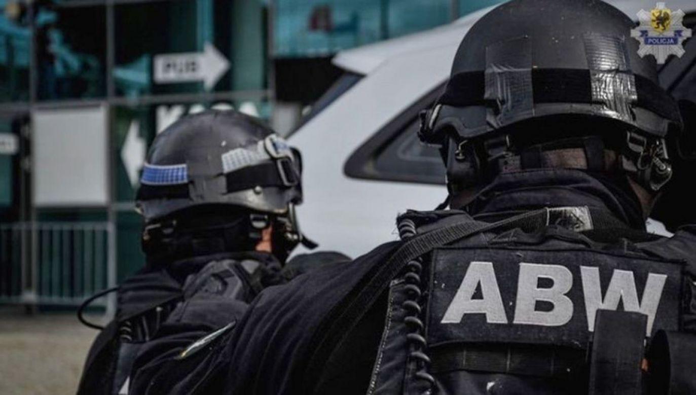 ABW nie ujawnia szczegółów akcji