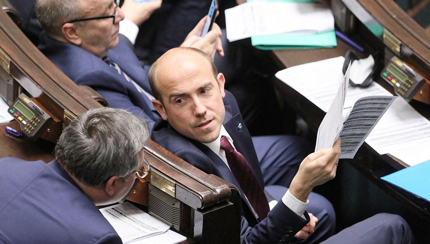 Czy Borys Budka i opozycja mają sprzyjające im media? (fot. PAP/Paweł Supernak)