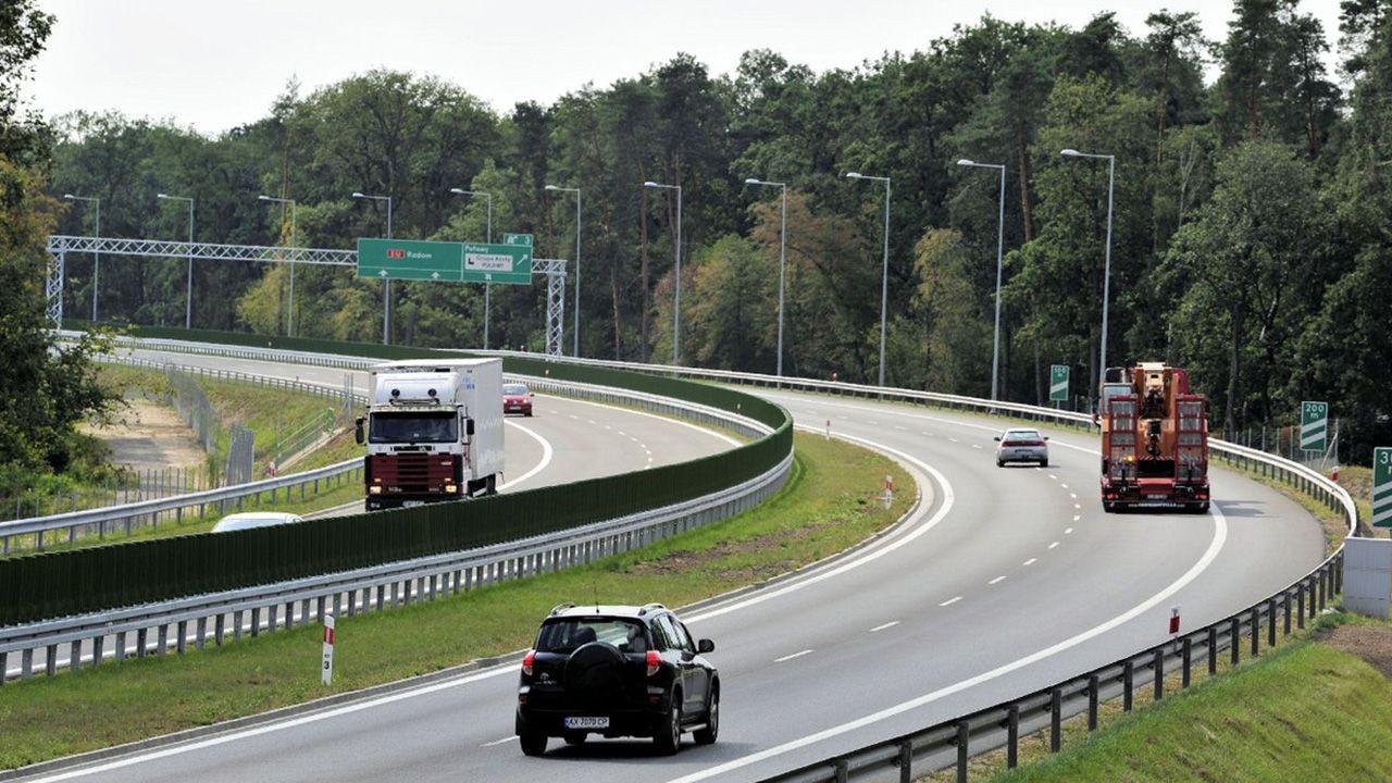 W tym roku GDDKiA planuje oddać do ruchu blisko 490 km nowych dróg (fot. TT/GDDKiA Lublin)
