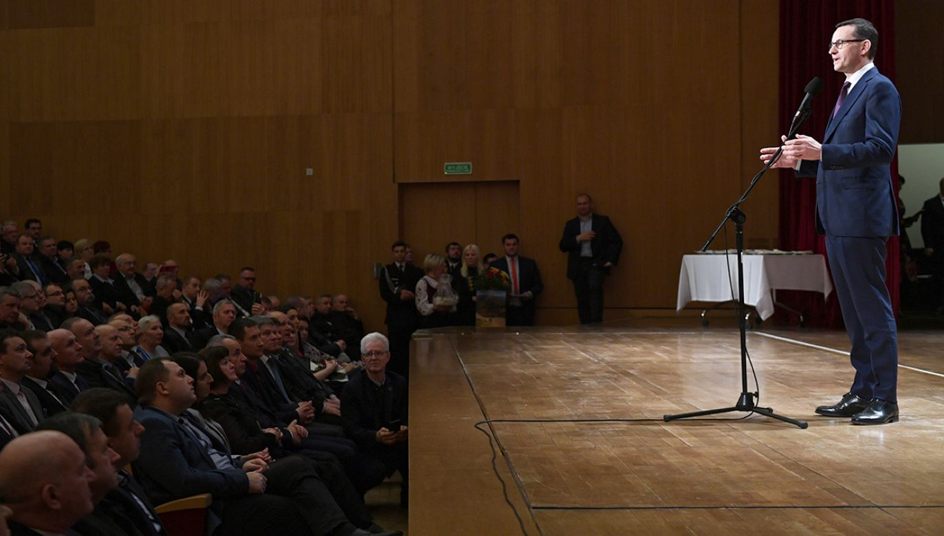 Musimy być przygotowani na kolejne ataki – ocenia premier Mateusz Morawiecki (fot. PAP/Darek Delmanowicz)