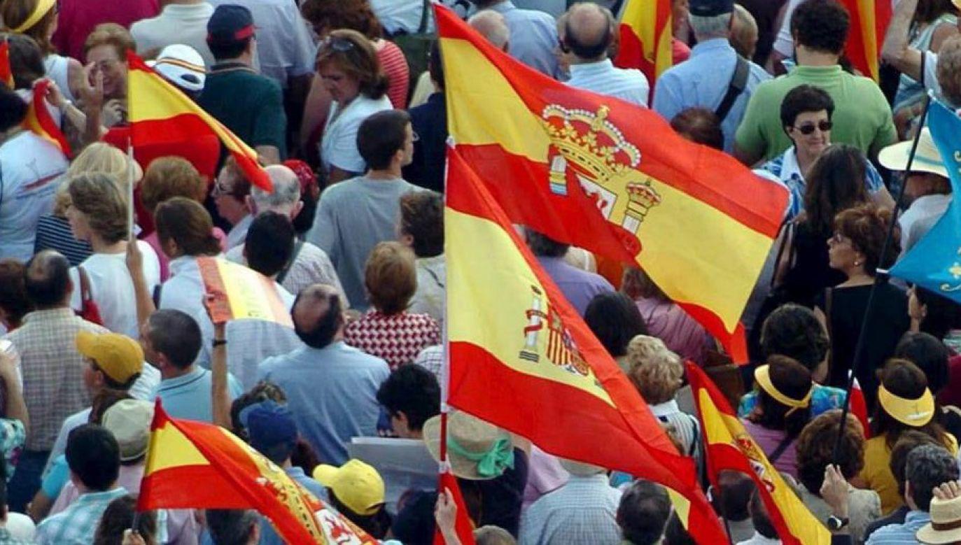 Najwięcej osób wsparło działalność Kościoła w Kastylii La Mancha (fot. PAP/EFE/EMILIO NARANJO)