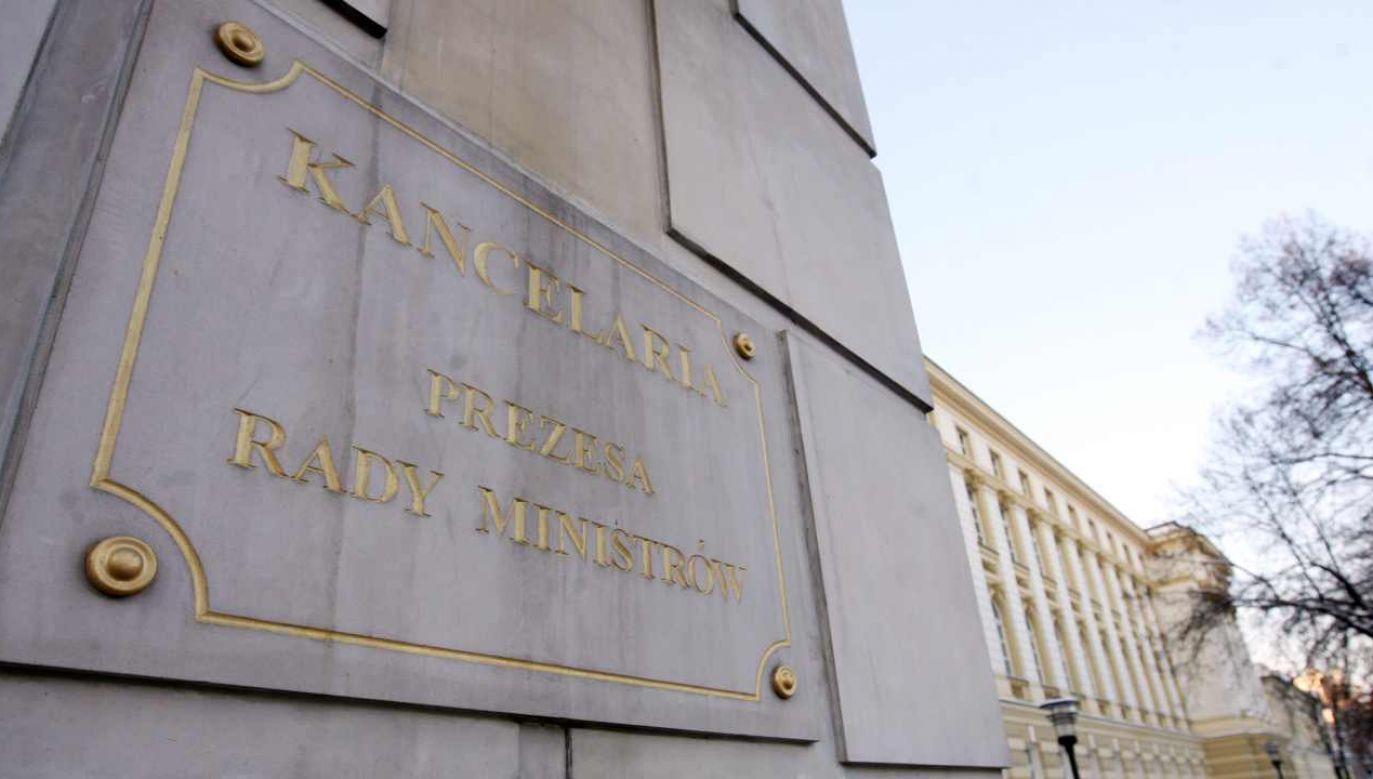Centrum Analiz Strategicznych jest organem pomocniczym Prezesa Rady Ministrów  (fot. arch.  PAP/Radek Pietruszka)