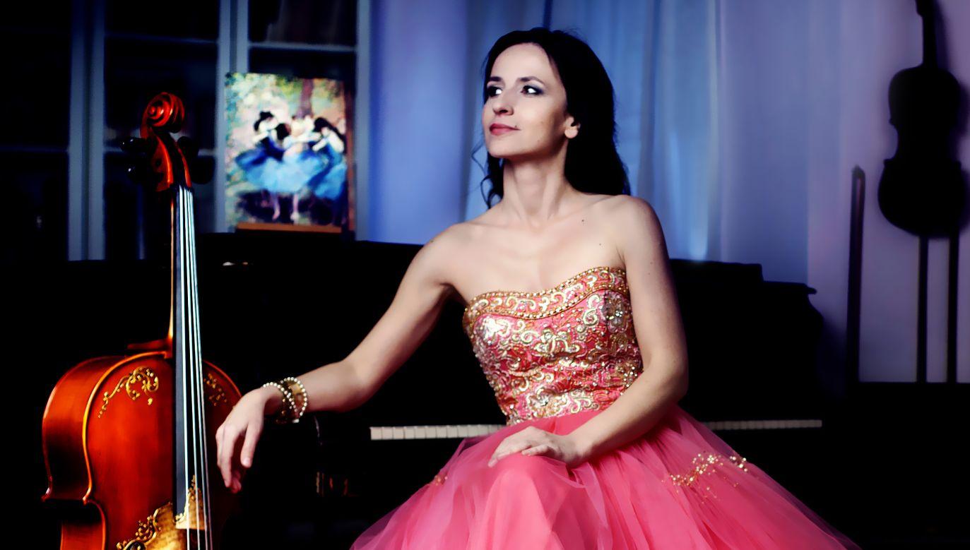 """Anna Szarek, twórca Międzynarodowego Festiwalu """"Perła Baroku – Koncerty Mistrzów"""" (fot. perlabaroku.pl)"""