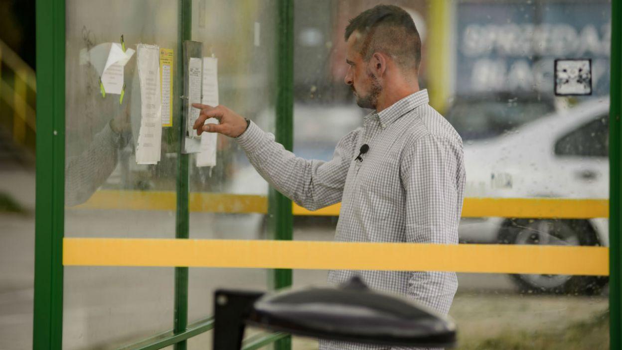 Czas sprawdzić na rozkładzie, o której godzinie przyjadą kandydatki! (fot. TVP)