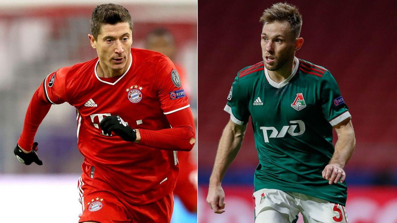 Bayern Monachium – Lokomotiw Moskwa, Liga Mistrzów 2020. Transmisja meczu na żywo online live stream w TVP (09.12.2020) (sport.tvp.pl)