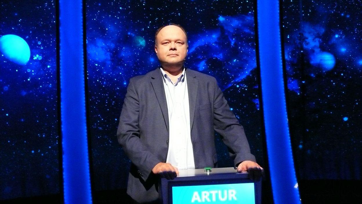 Artur Duszczyk - zwycięzca 1 odcinka 115 edycji