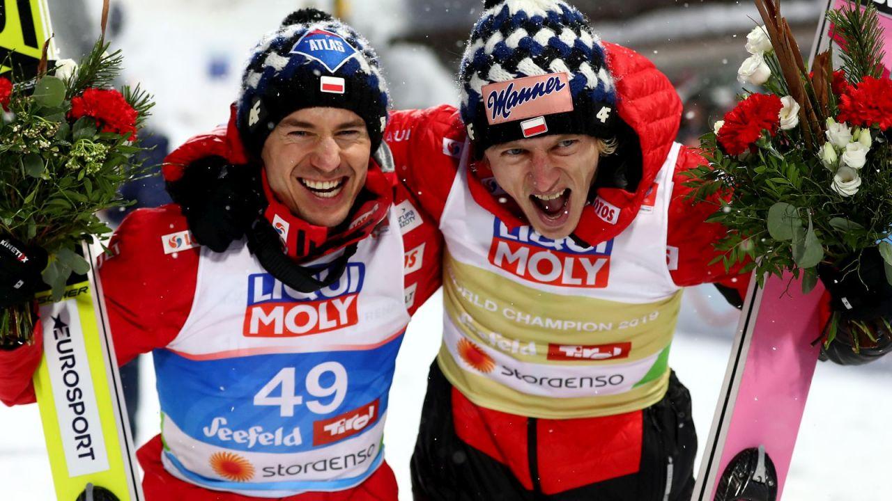 Skoki narciarskie – mistrzostwa świata 2021 w TVP. Plan transmisji skoków w Oberstdorfie [terminarz konkursów, kiedy skaczą Polacy] (sport.tvp.pl)