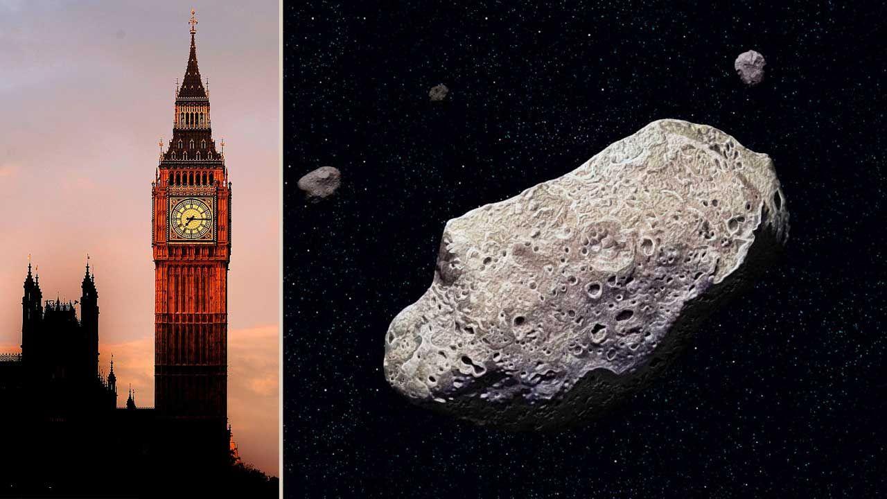 2020 JX to nie jedyna asteroida, która w sobotę pojawi się w pobliżu naszej planety (fot. Ian Waldie; QAI Publishing/Universal Images Group via Getty Images)