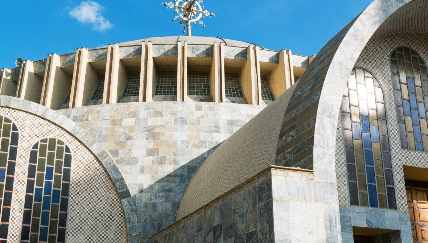 Ponad 750 chrześcijan rozstrzelano pod Kościołem  Najświętszej Marii Panny z Syjonu (fot. Masci Giuseppe. Getty Images)