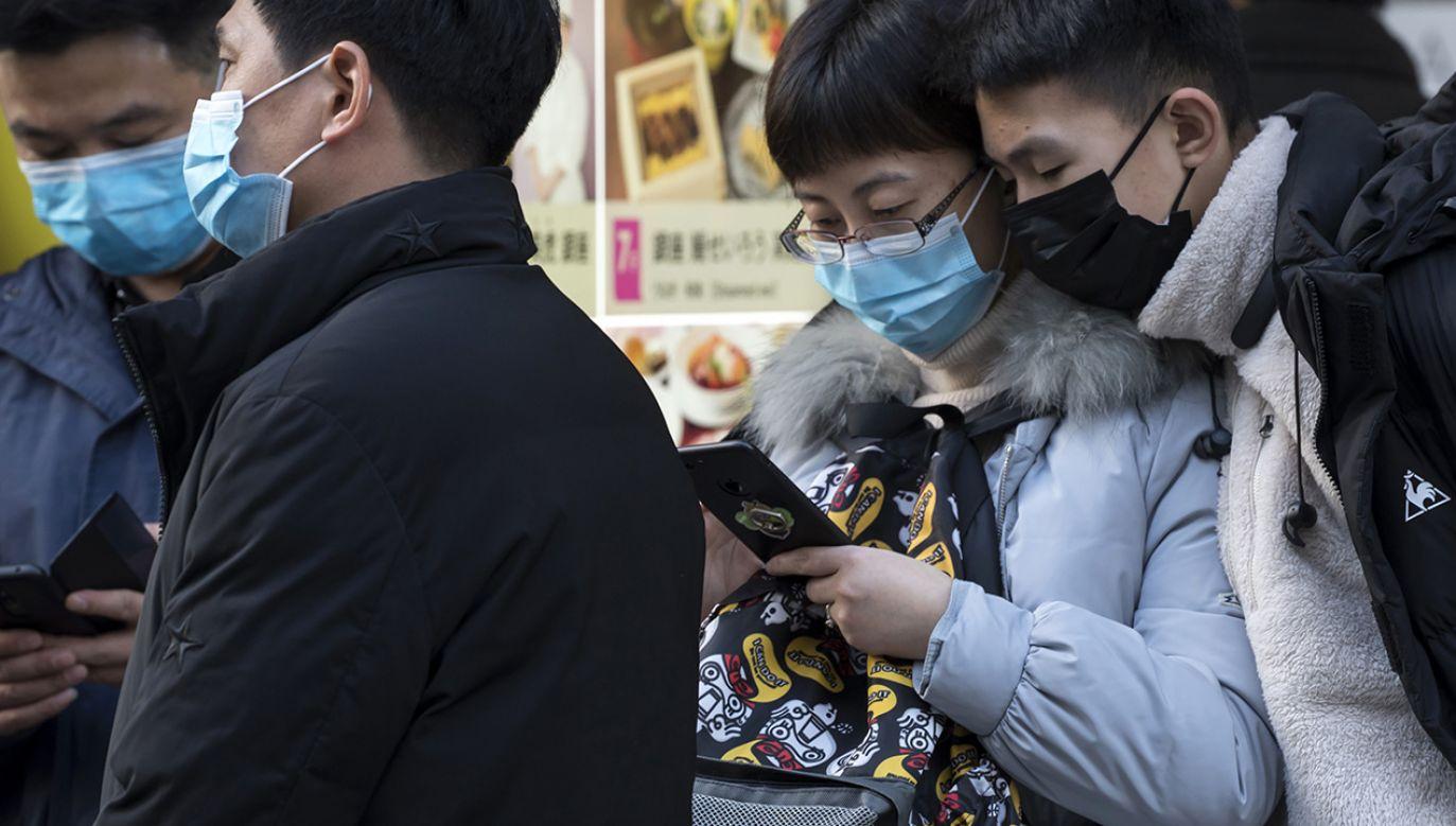 """""""Symulator epidemii jest przerażający. Bo to już tylko krok do symulatora terroryzmu..."""" (fot. Tomohiro Ohsumi/Getty Images)"""