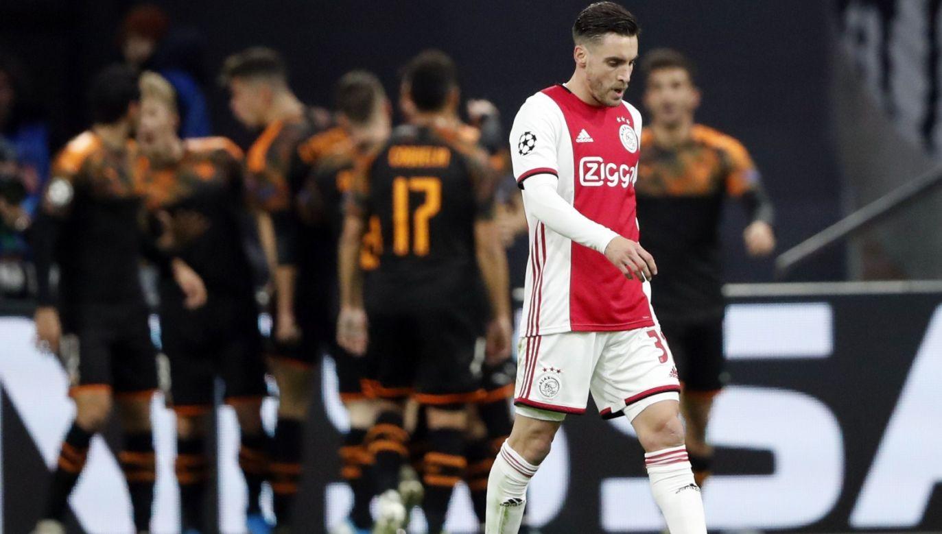Ajax Amsterdam poza Ligą Mistrzów (fot. Getty Images)
