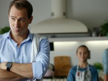 Prawnik pomaga też ojcu w, z pozoru łatwiej, sprawie rozwodowej (fot. TVP)