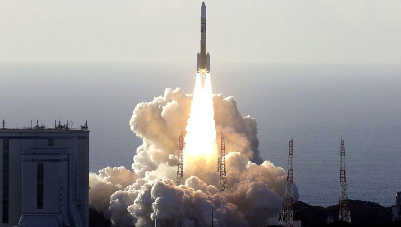 Horyzont czasowy arabskiego planu osadnictwa na Marsie to 2117 rok (fot. Reuters/Kyodo)
