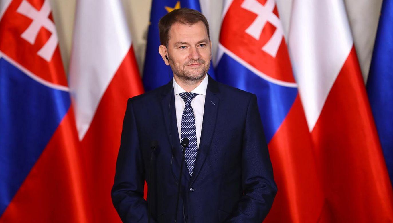"""""""Polska doskonale sobie radzi i jest wzorem europejskim"""" (fot.  PAP/Rafał Guz)"""