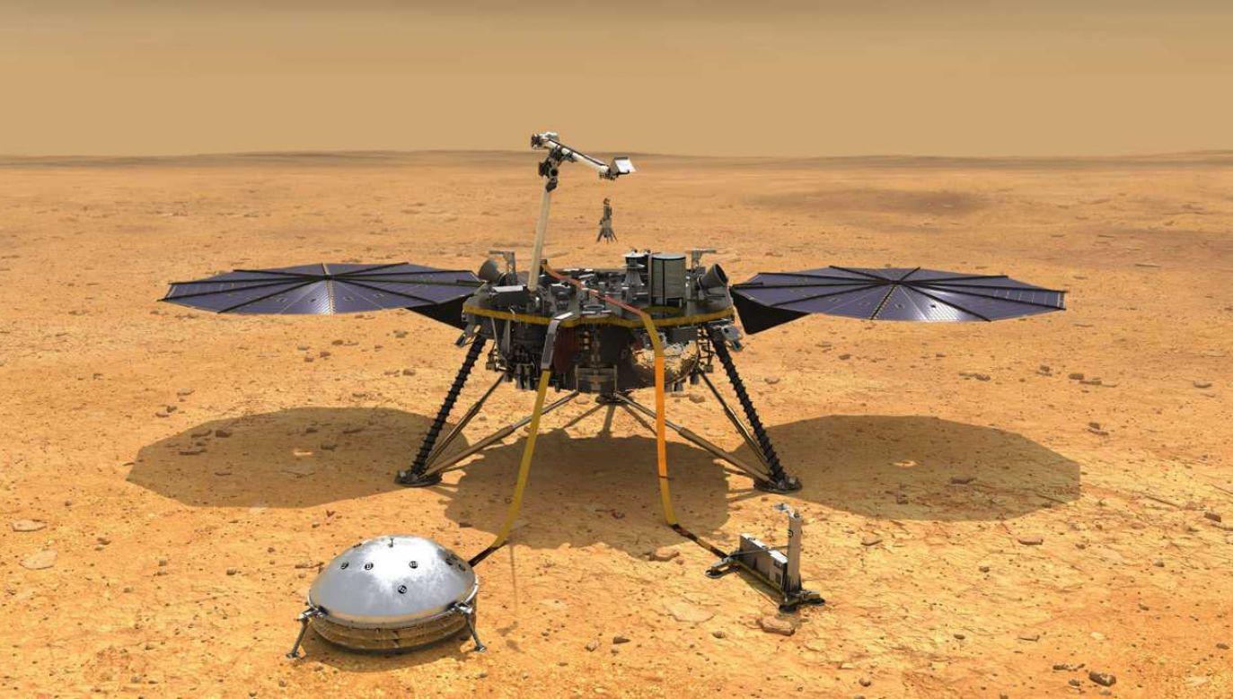 Mars od dawna intryguje badaczy (fot. NASA)