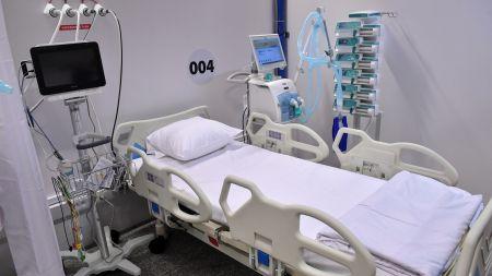 Z powodu koronawirusa w szpitalach przebywają 14 544 osoby (fot. tvp3)
