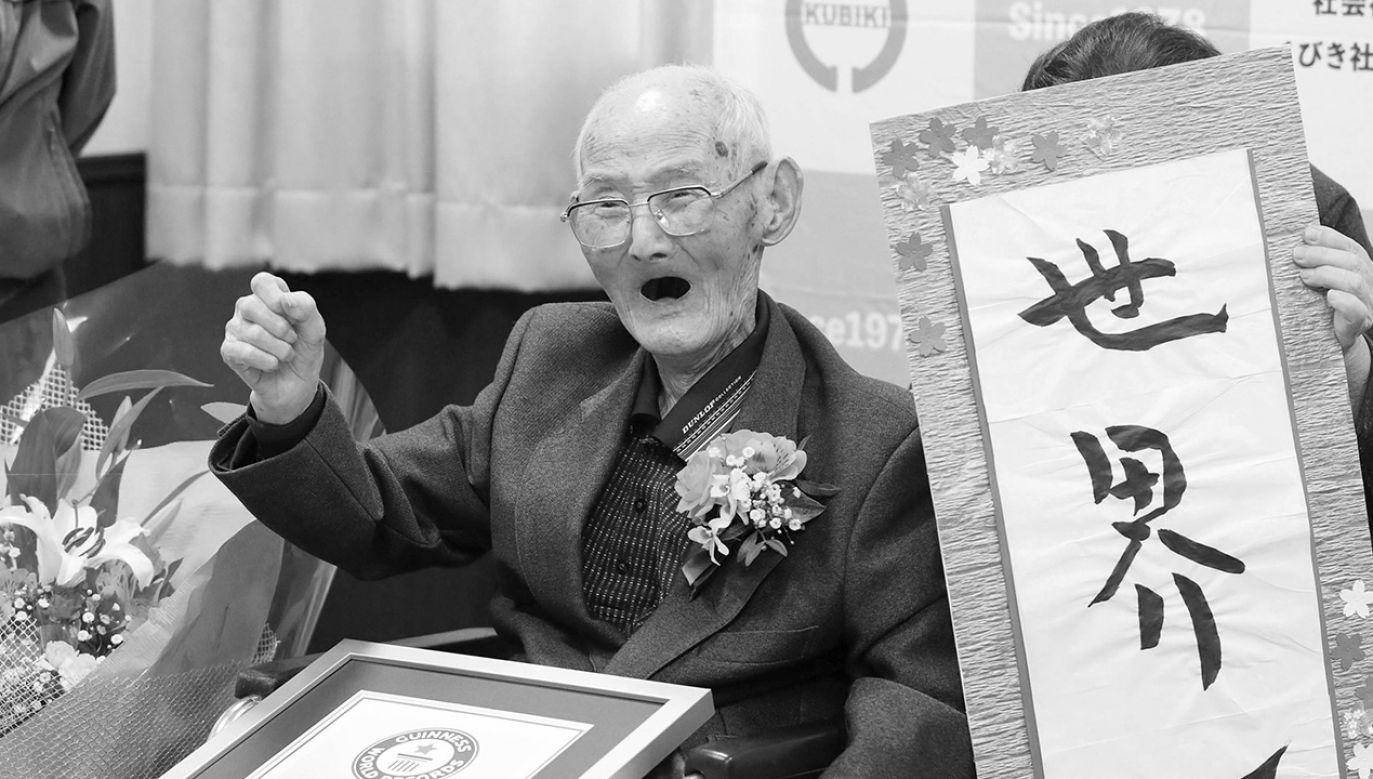 Watanabe urodził się 5 marca 1907 roku w mieście Joetsu w prefekturze Niigata (fot. Getty Images/ Kyodo News)