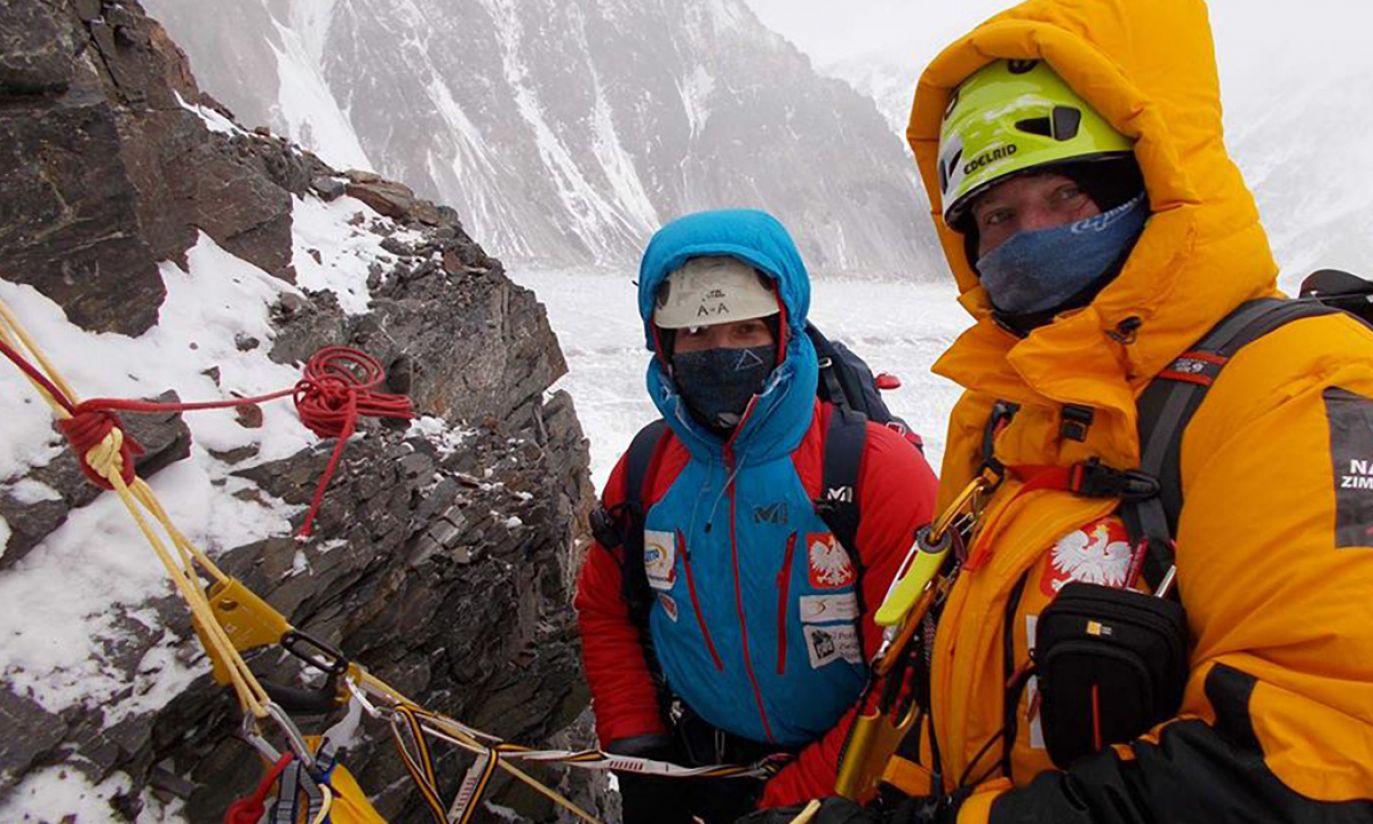 (fot. Wyprawa na K2/Janusz Gołąb)