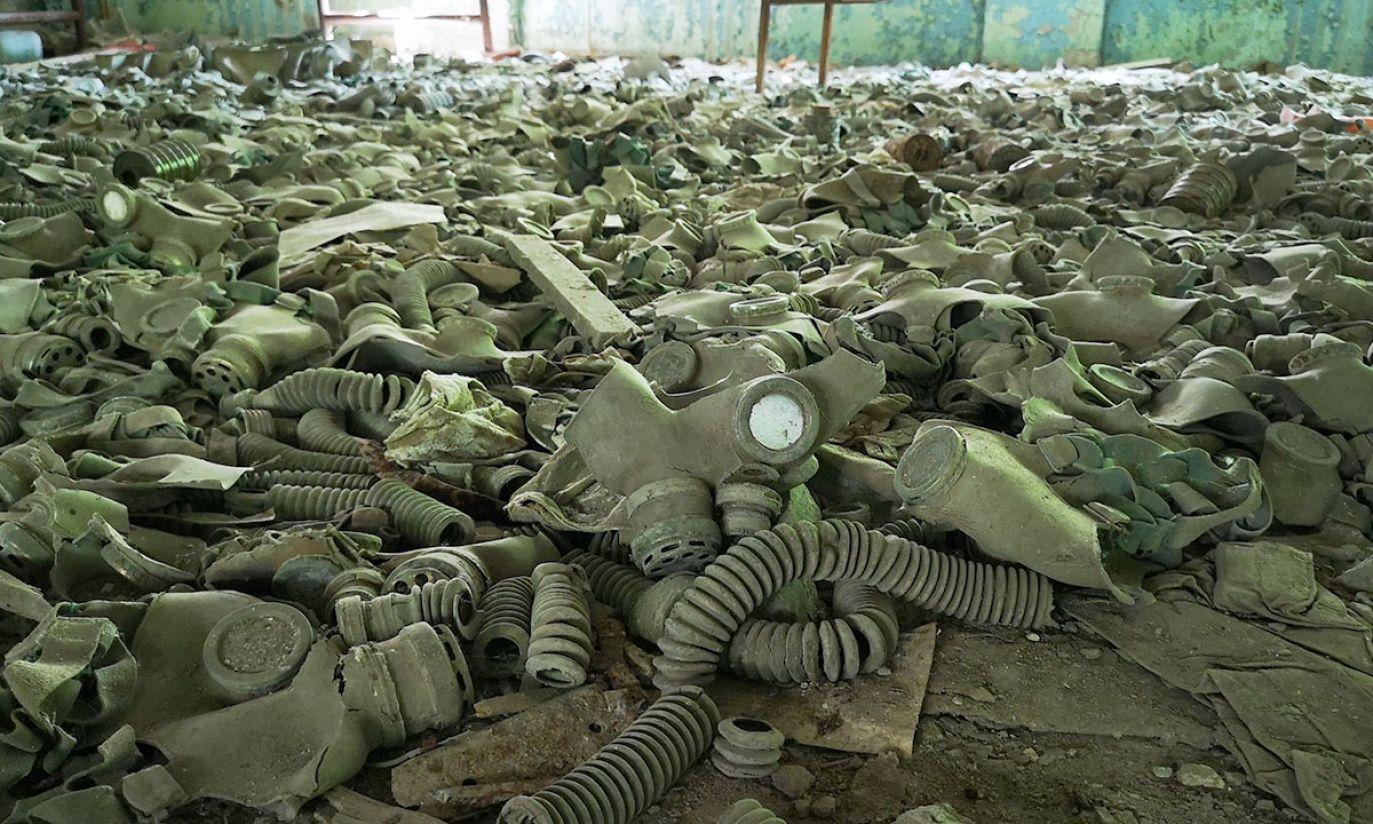 Czarnobyl szkoła (fot. Radosław Poszwiński)
