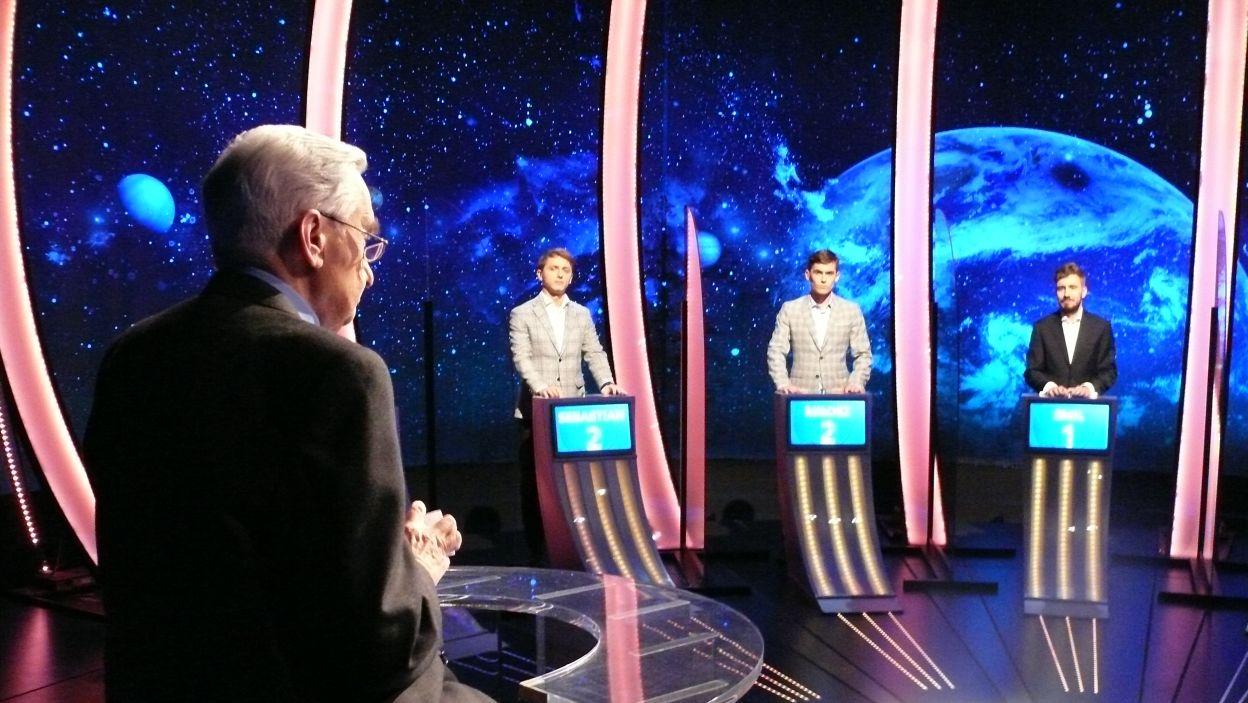 Do finału odcinka weszło tylko 3 najlepszych graczy