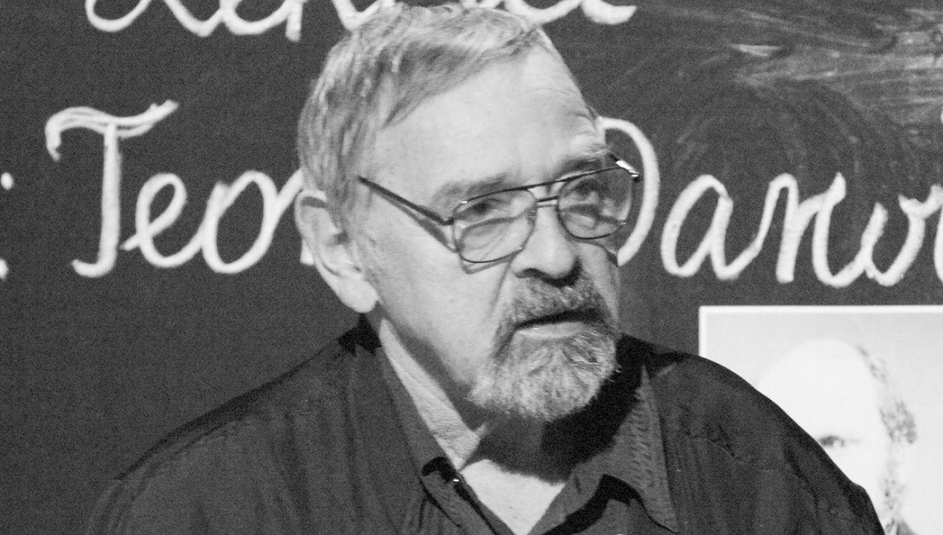 Marian Pysznik miał 88 lat (fot. PAT)