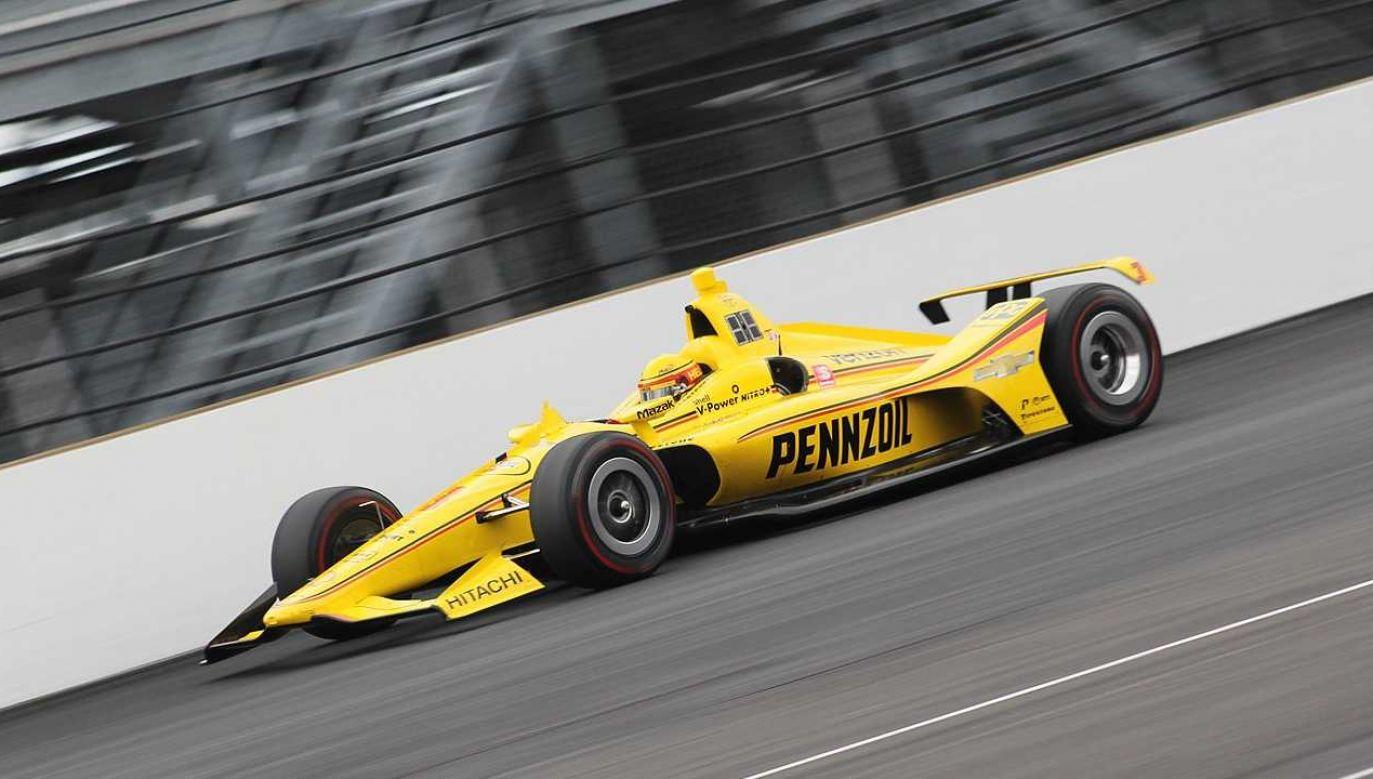 Indy 500 to jeden z najsłynniejszych wyścigów na świecie (fot. Wiki 2.0/Zach Catanzareti Photo)