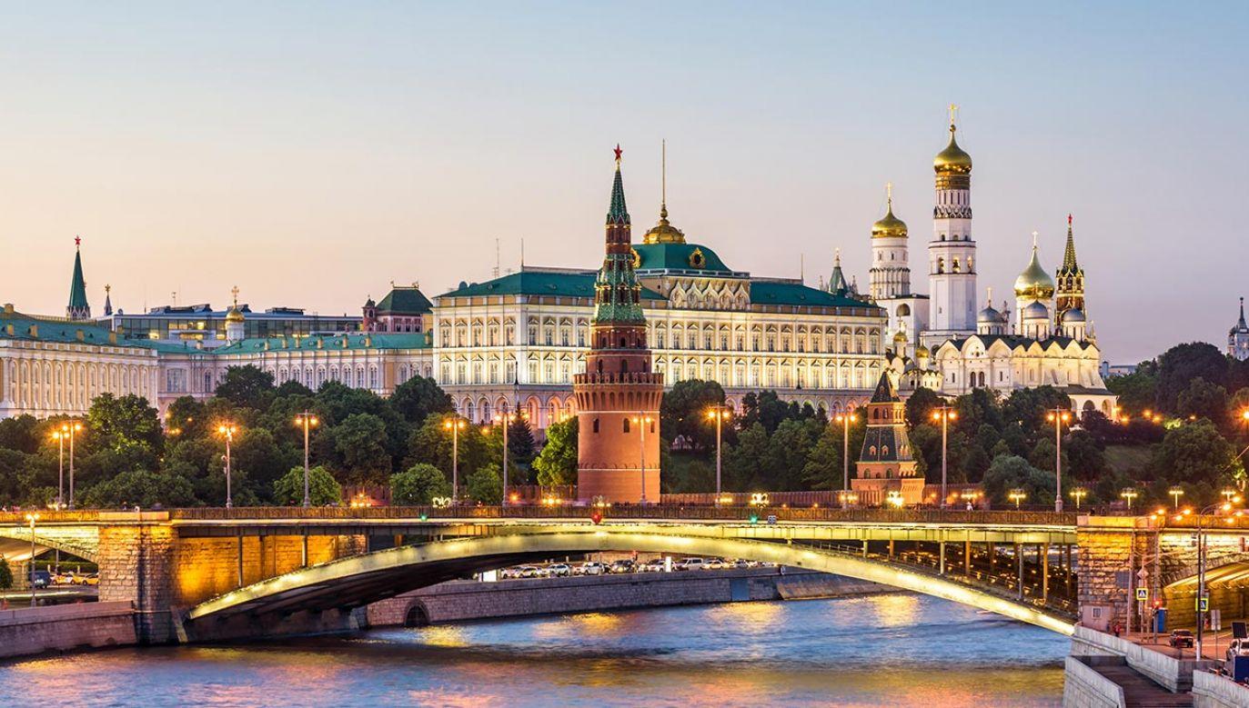 """Katyń to """"temat wielowątkowy"""" – uważa rzecznik Kremla Dmitrij Pieskow (fot. Shutterstock/Viacheslav Lopatin)"""