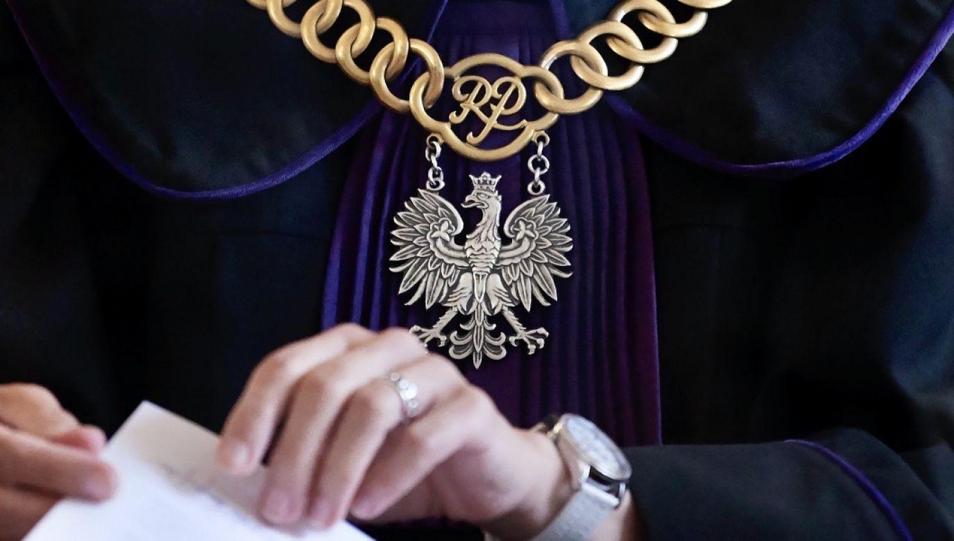 Do kolizji doszło w 2017 r. w Oświęcimiu (fot. PAP/Adam Warżawa)