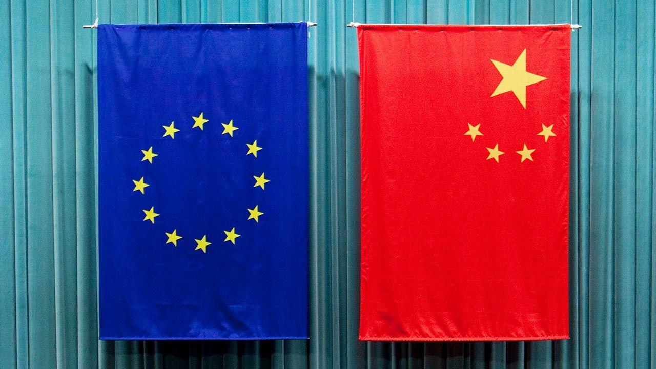 W czasie negocjacji poważne wątpliwości dotyczyły obozów pracy w Chinach (fot. Nelson Ching/Bloomberg via Getty Images)