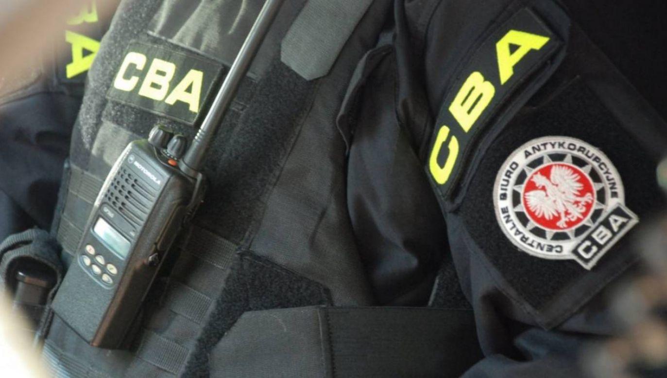 W sprawie poszkodowane są 152 osoby na kwotę ponad 16 mln zł – CBA (fot. CBA)