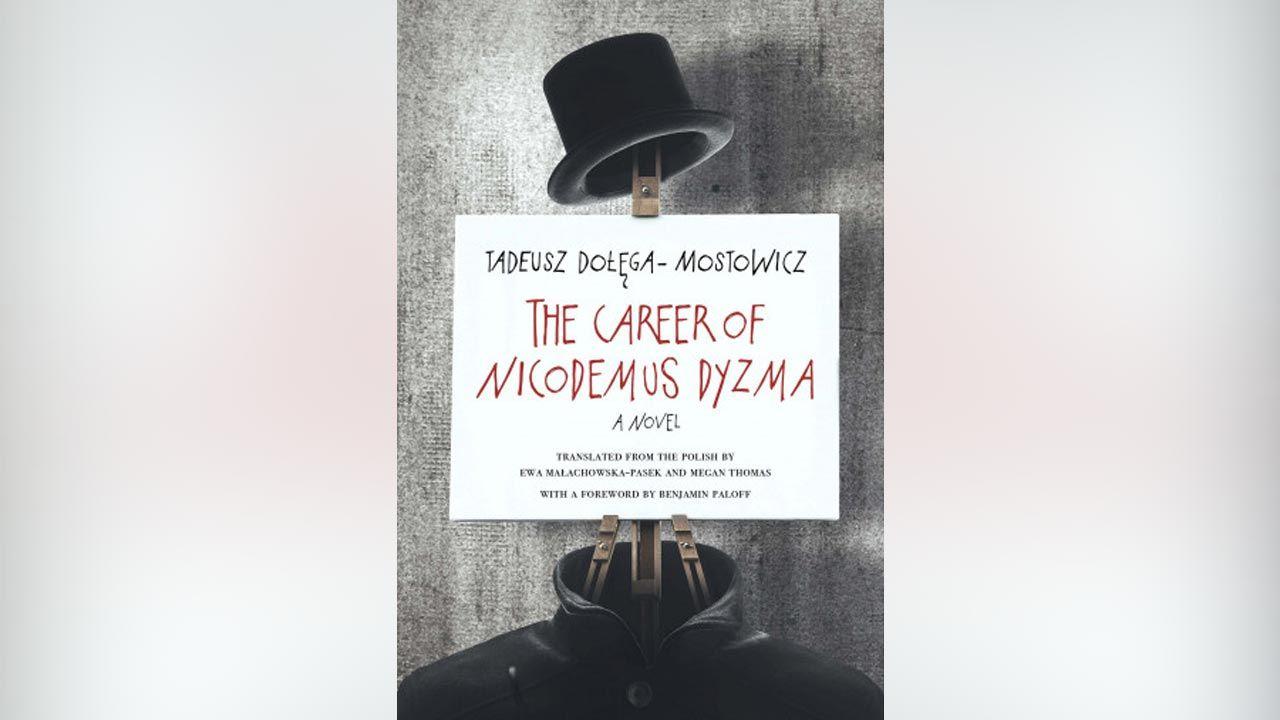Przekład został opublikowany w języku angielskim w 2020 roku (fot. instytutksiazki.pl)
